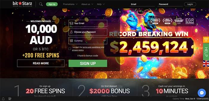 bob casino no deposit bonus codes 2019