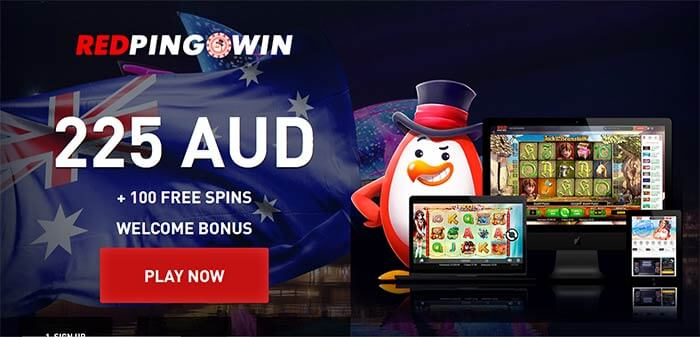 Red Pingwin Online Casino